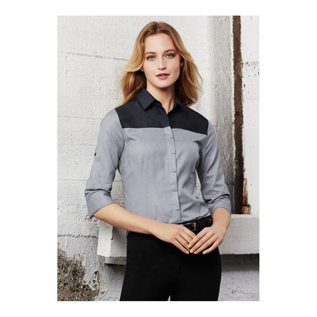 Ladies Havana 3/4 Sleeve Shirt