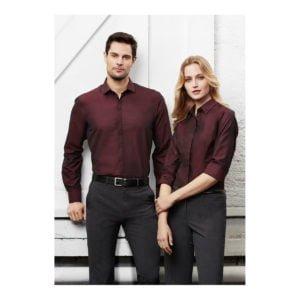 Ladies Hemingway 3/4 Sleeve Shirt
