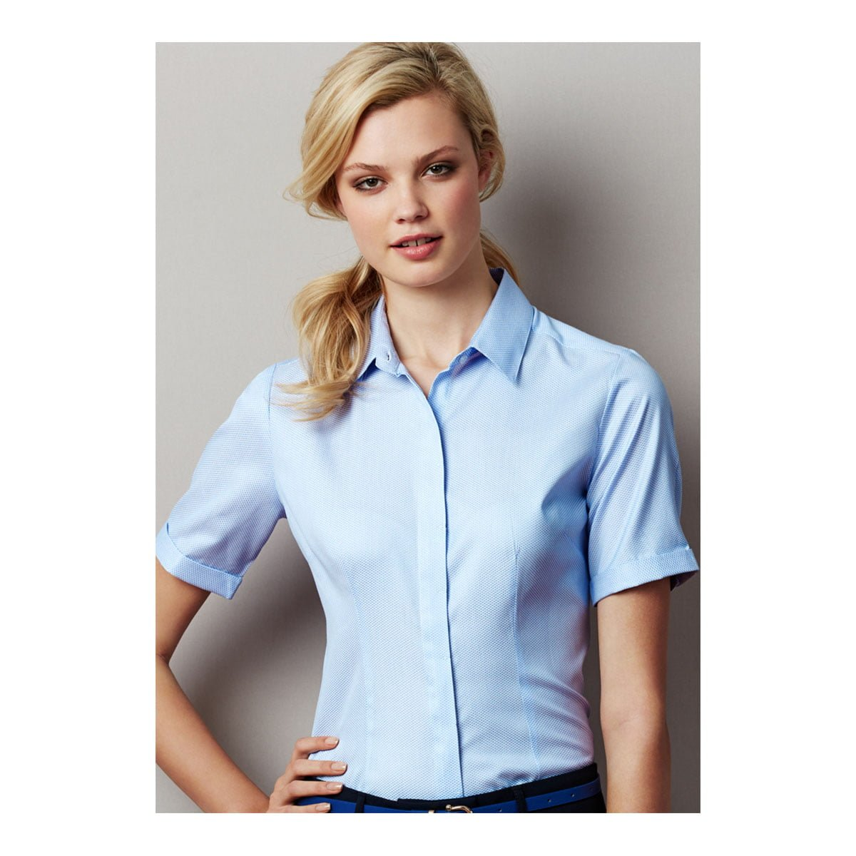 Ladies Stirling Short Sleeve Shirt