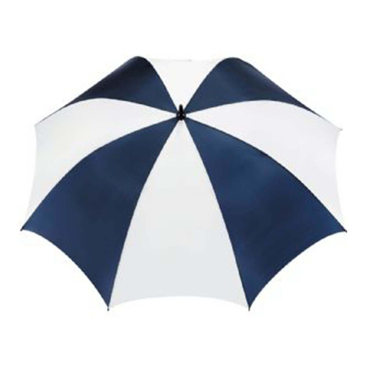Tour Golf Umbrella-Navy & White.