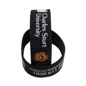 Thick 25mm Wristband