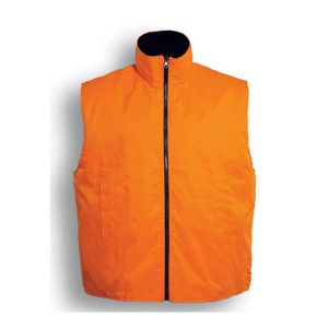 HI-VIS REVERSIBLE VEST - Orange