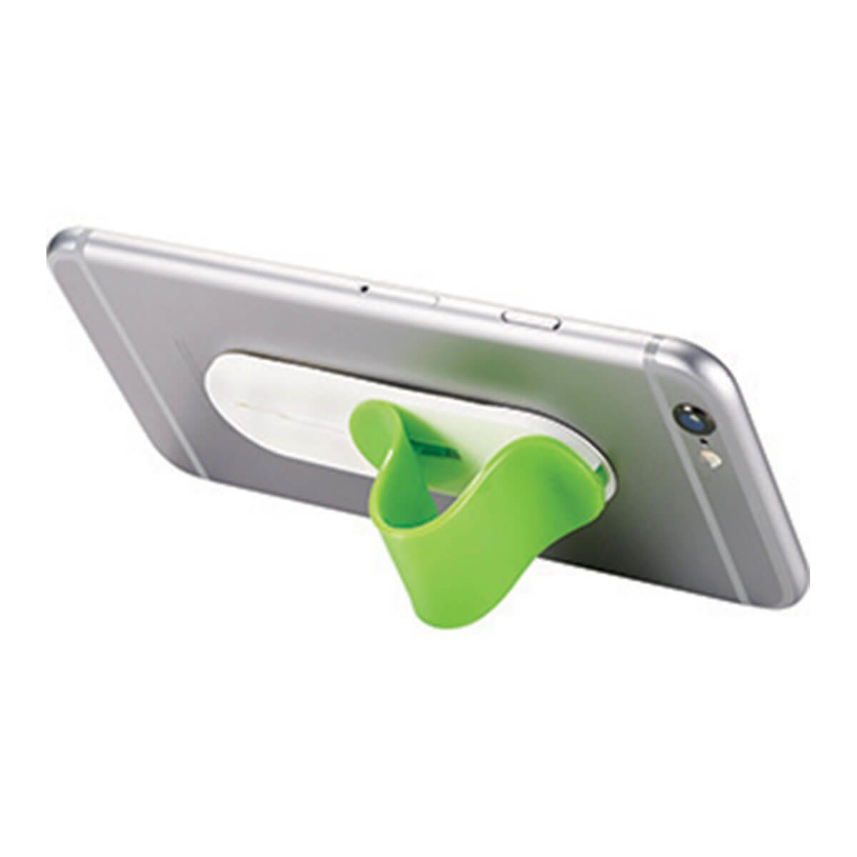 Compress Phone Stand-Lime Green