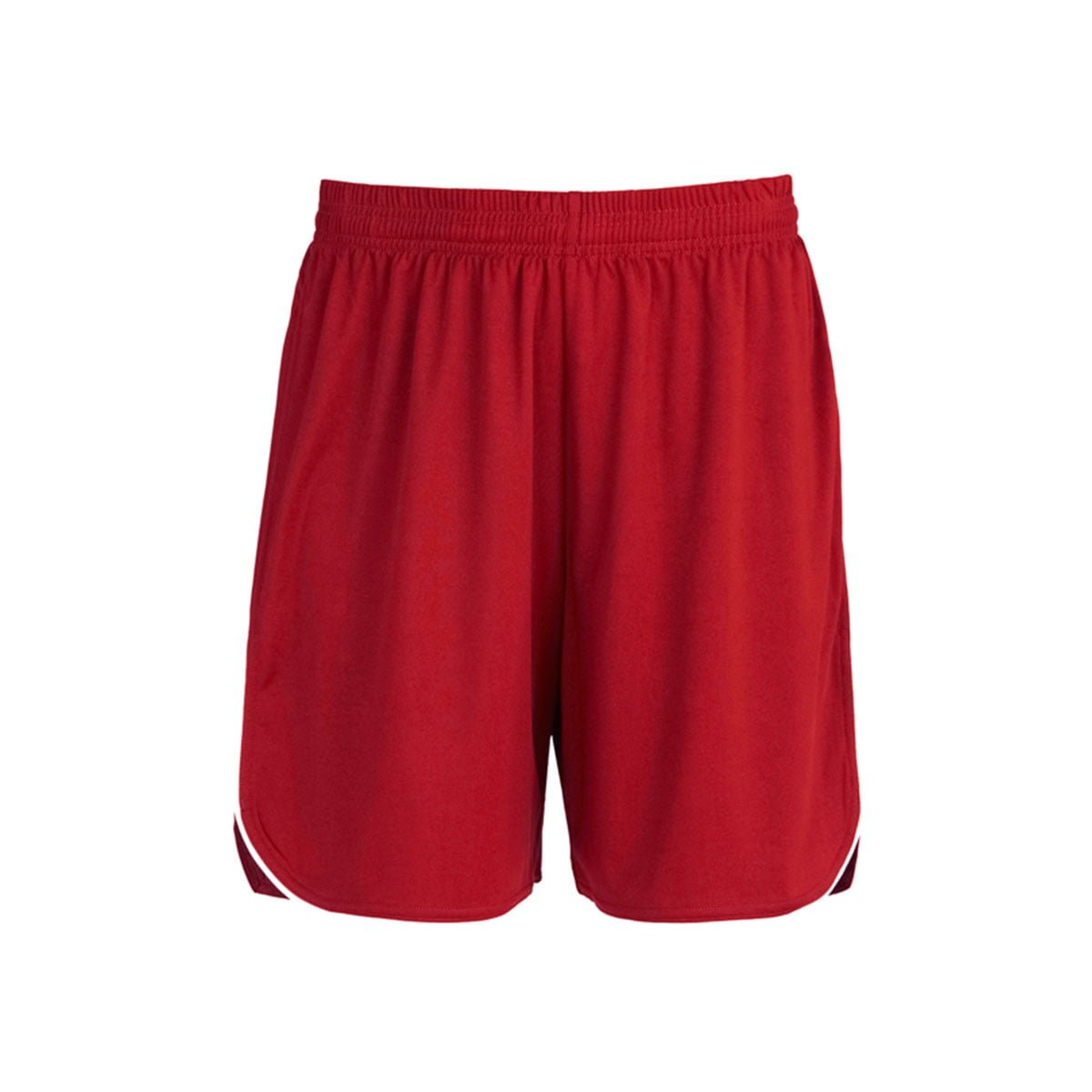 Kids Sonic Shorts-Red / White