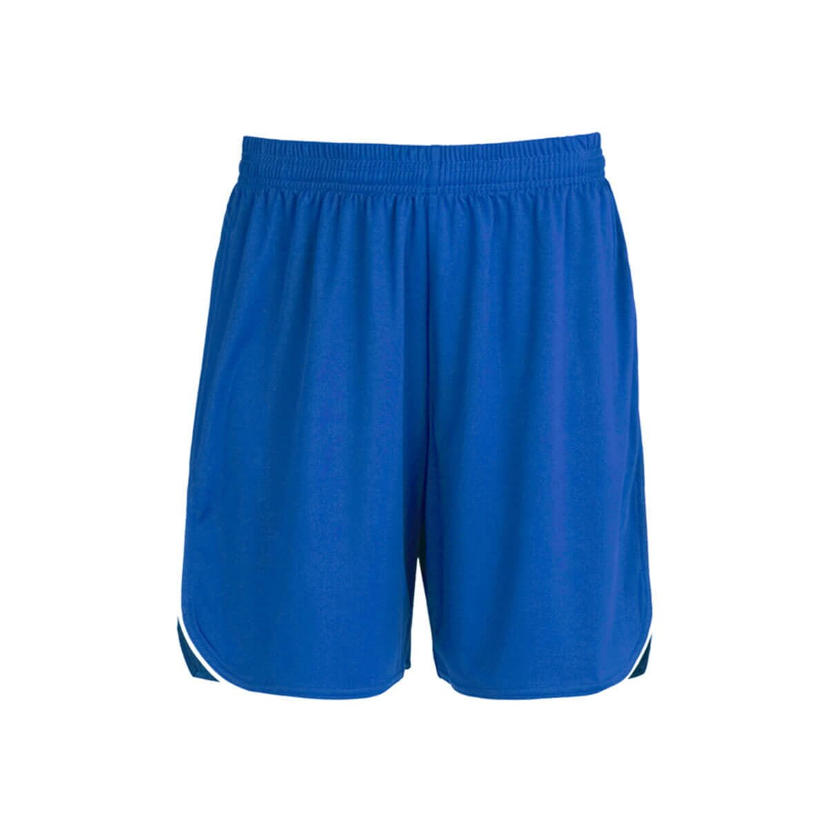 Mens Sonic Shorts-Royal / White