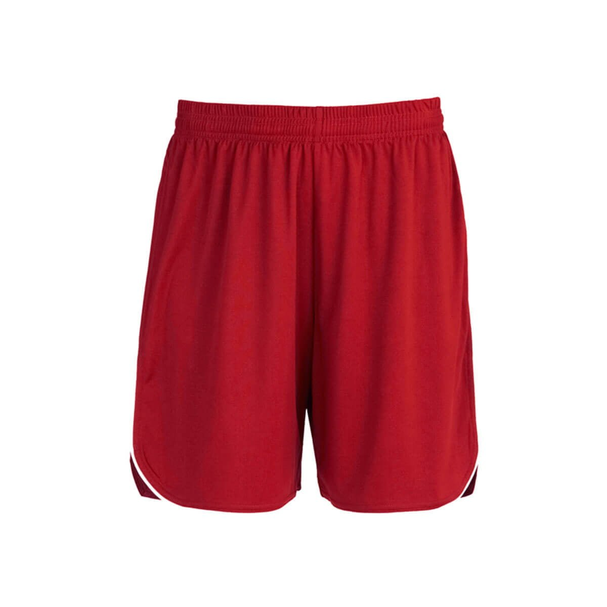 Mens Sonic Shorts-Red / White