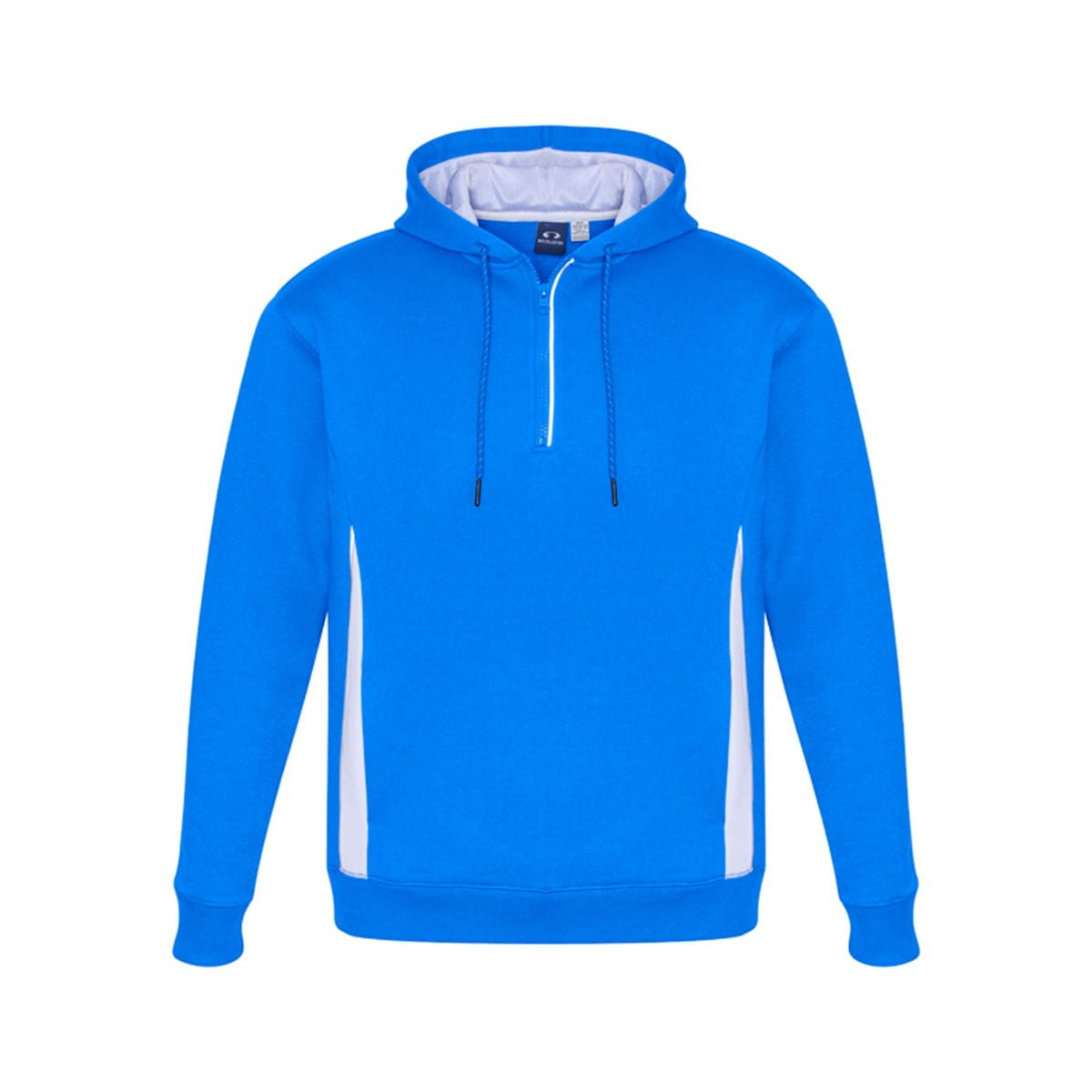 Adults Renegade Hoodie-Royal / White / Silver