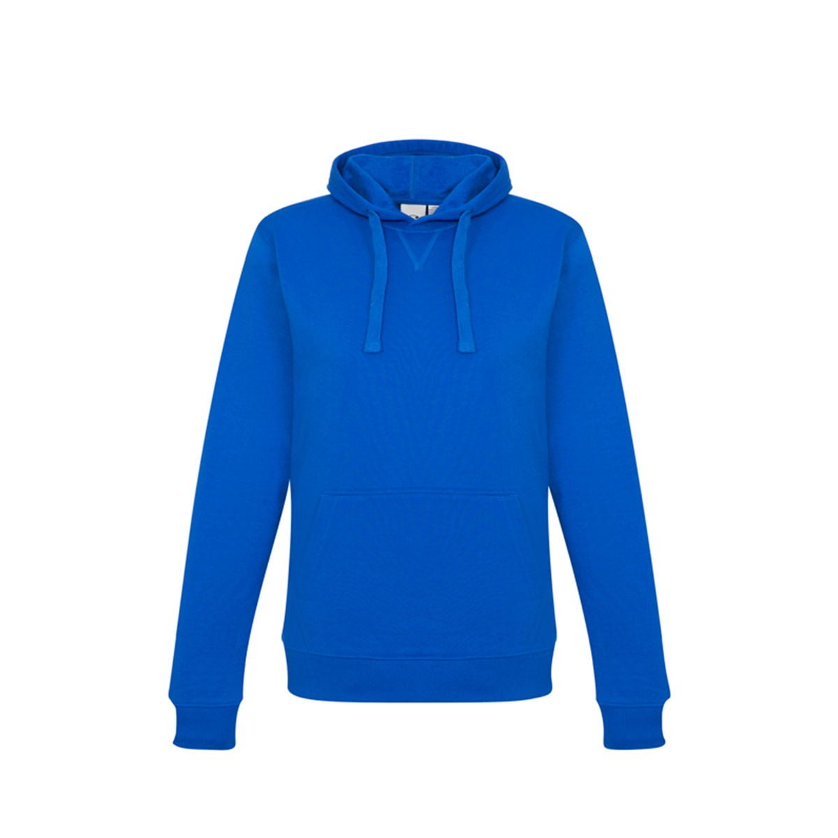 Ladies Crew Hoodie-Royal