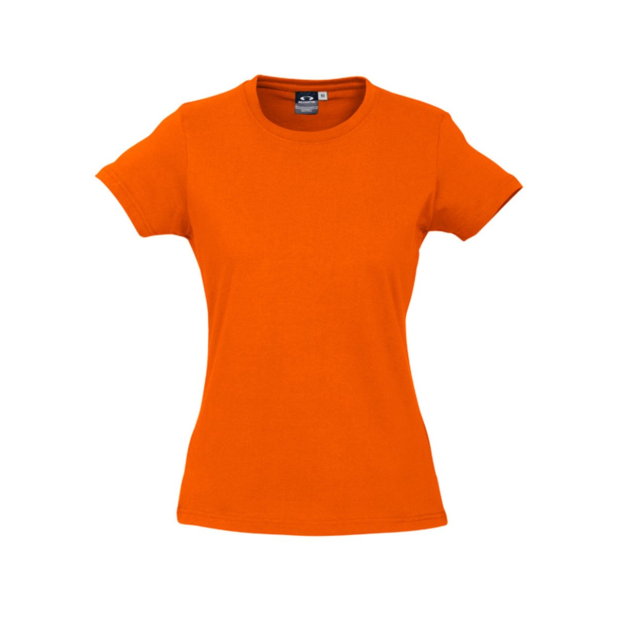 Ladies Ice Tee-Fluoro Orange