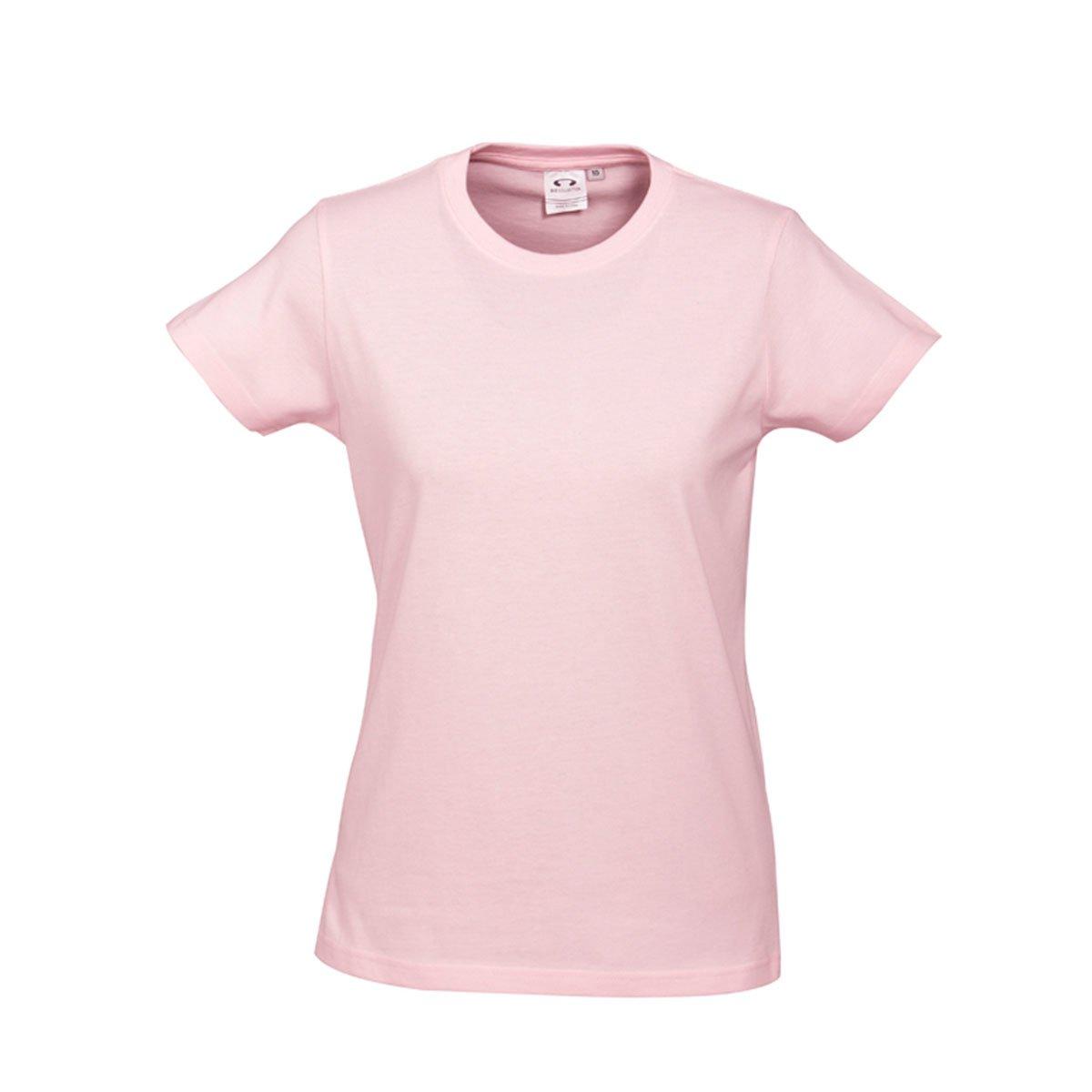 Ladies Ice Tee-Pink
