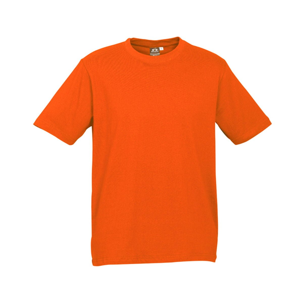 Men's Ice Tee-Fluoro Orange