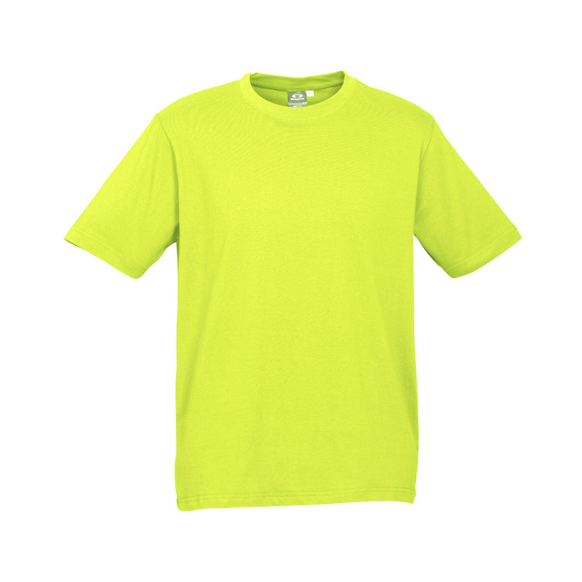 Men's Ice Tee-Fluoro Yellow / Lime