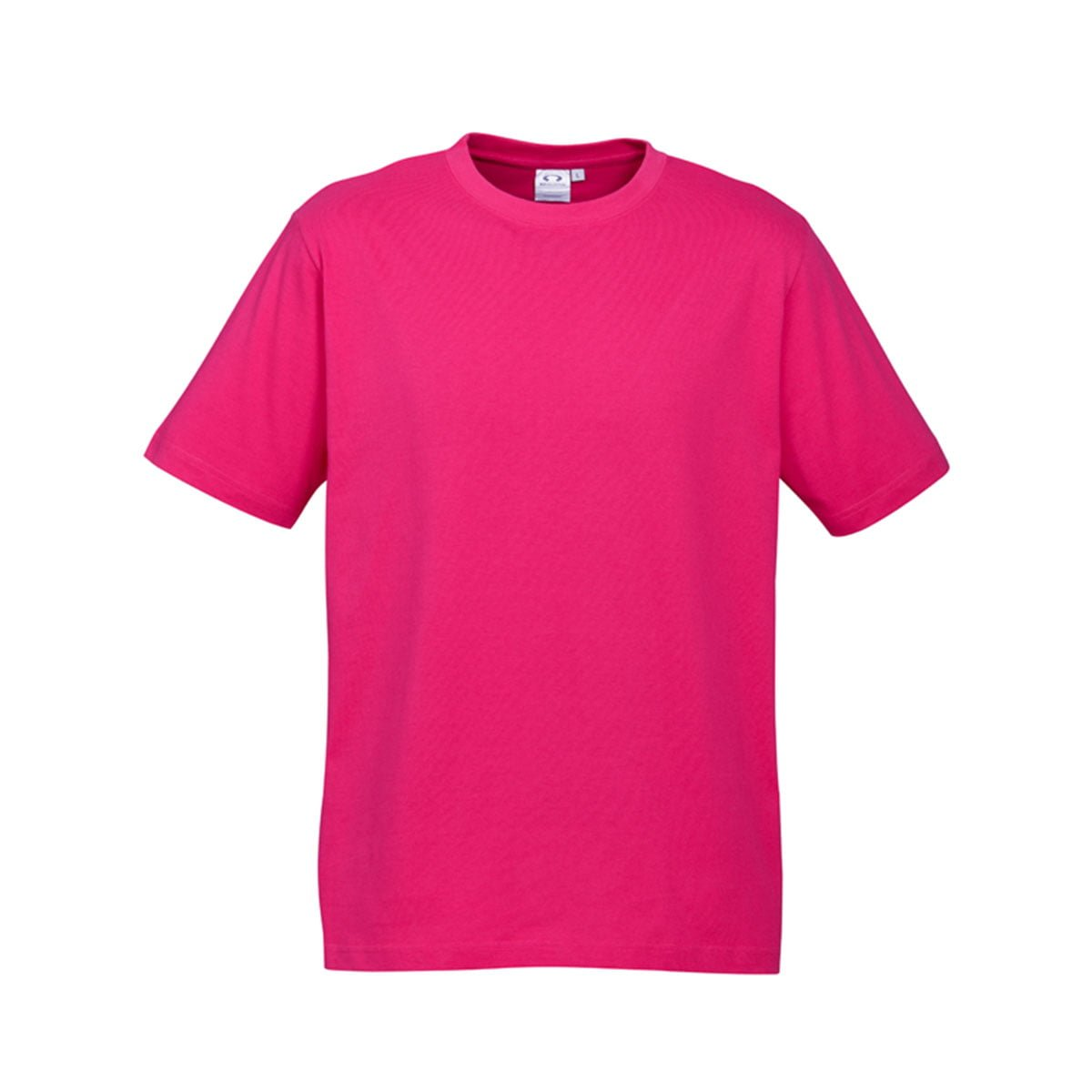 Men's Ice Tee-Fuchsia