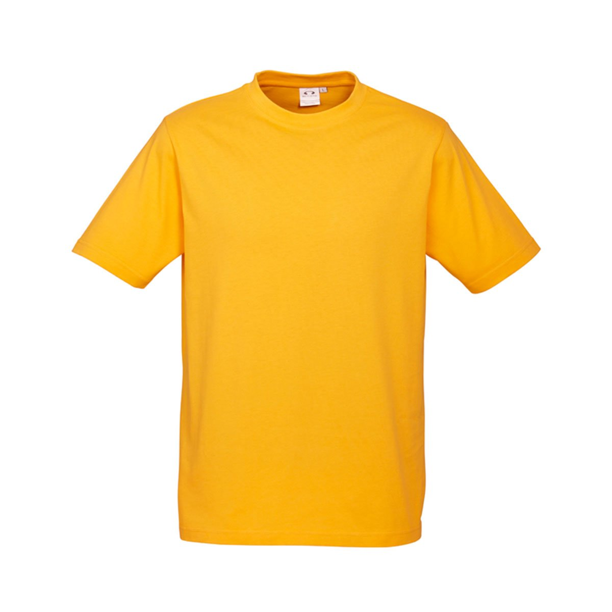 Men's Ice Tee-Gold
