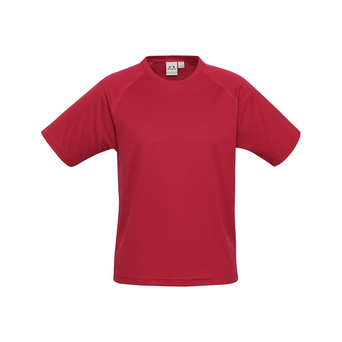 Mens Sprint Tee-Red