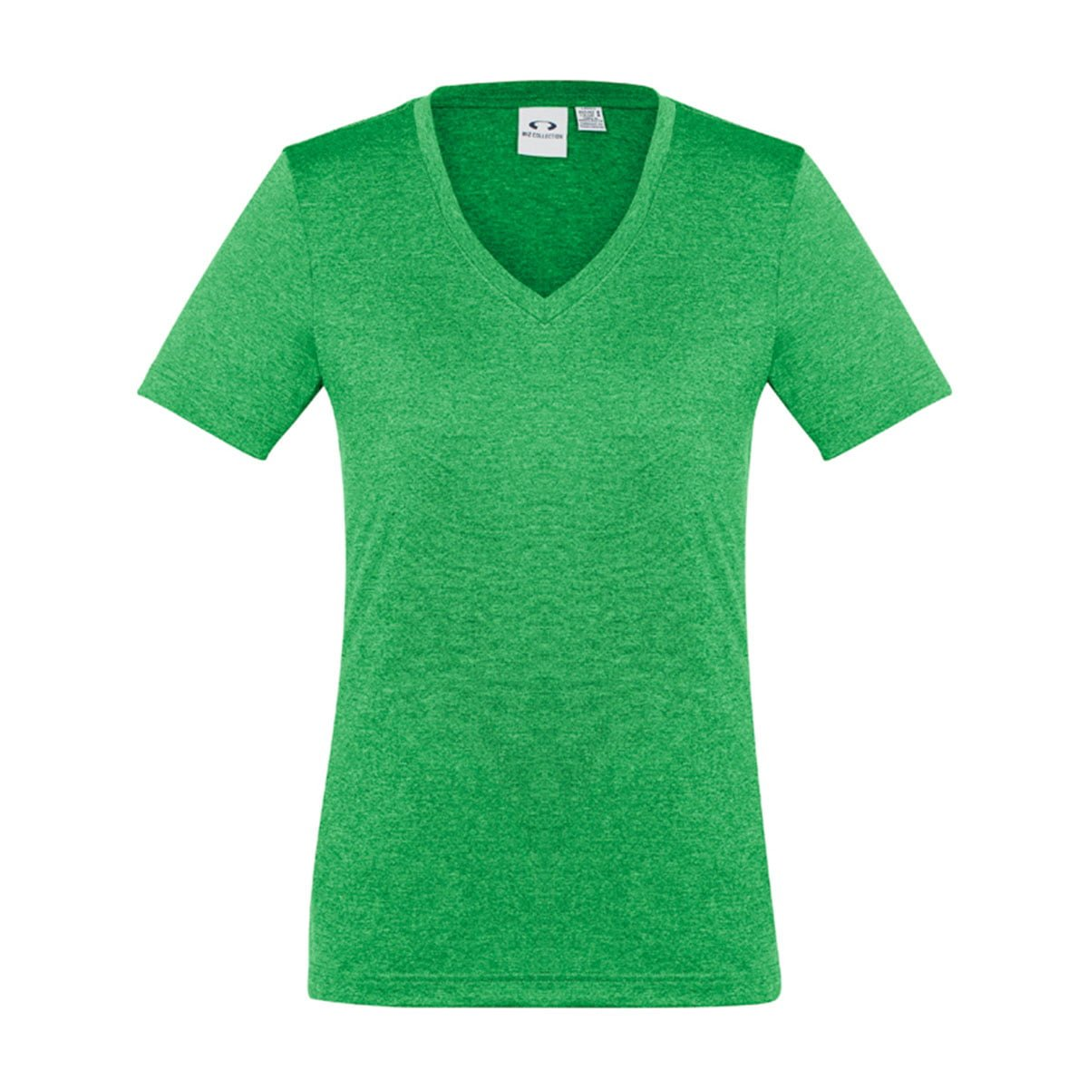 Ladies Aero Tee-Lime