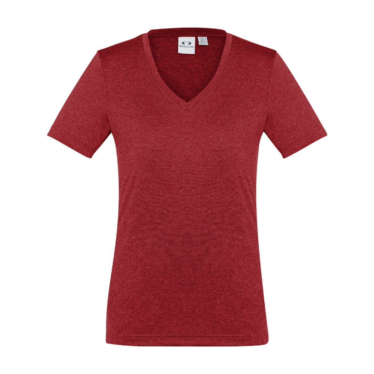 Ladies Aero Tee-Red