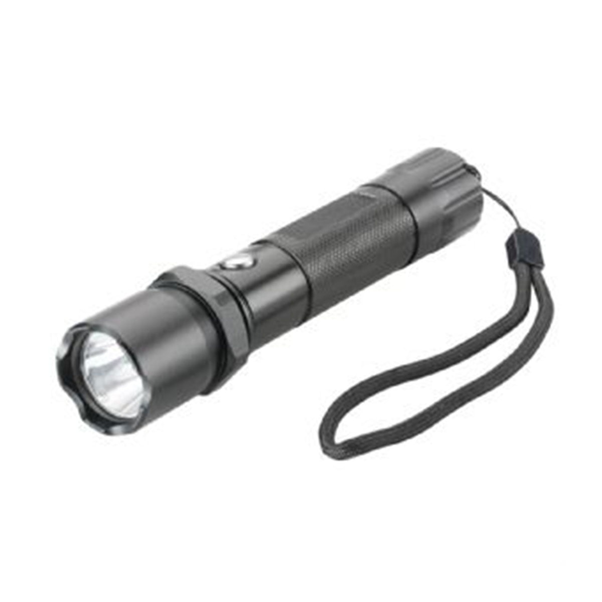 Trekk Torch with Compass-Black