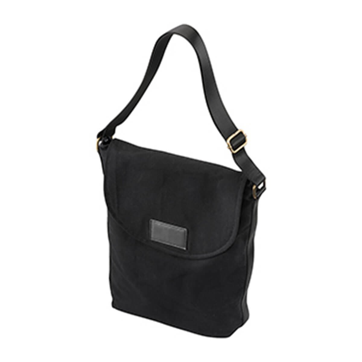Trekk Oilskin Wine Bag-Black