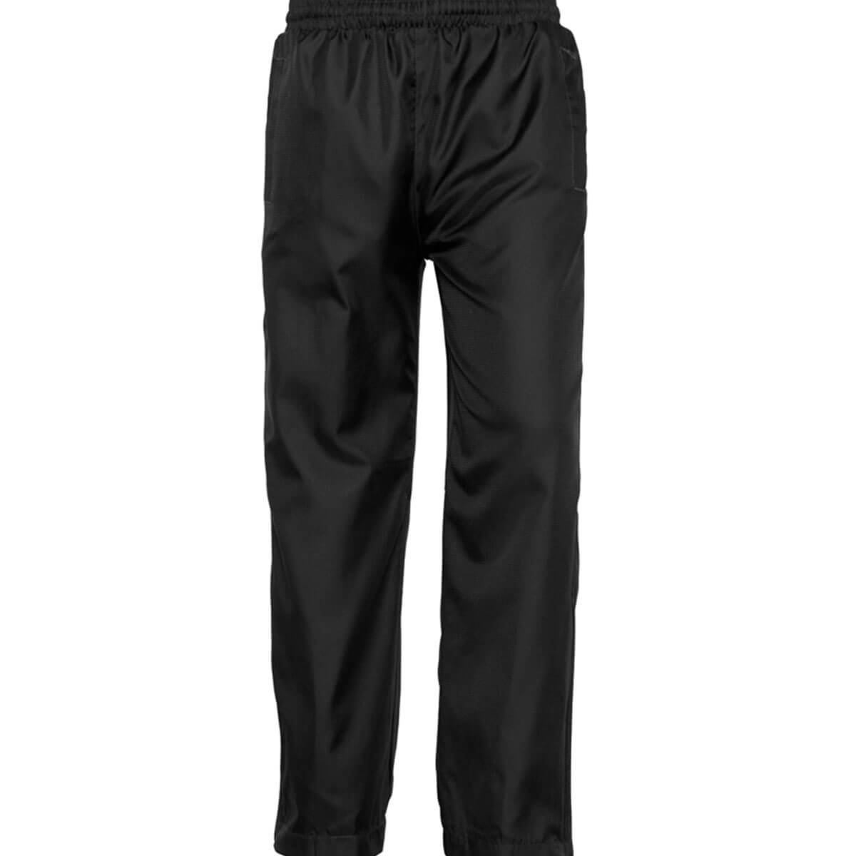Adults Flash Track Pant-Black