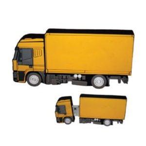 Truck PVC Flash Drive