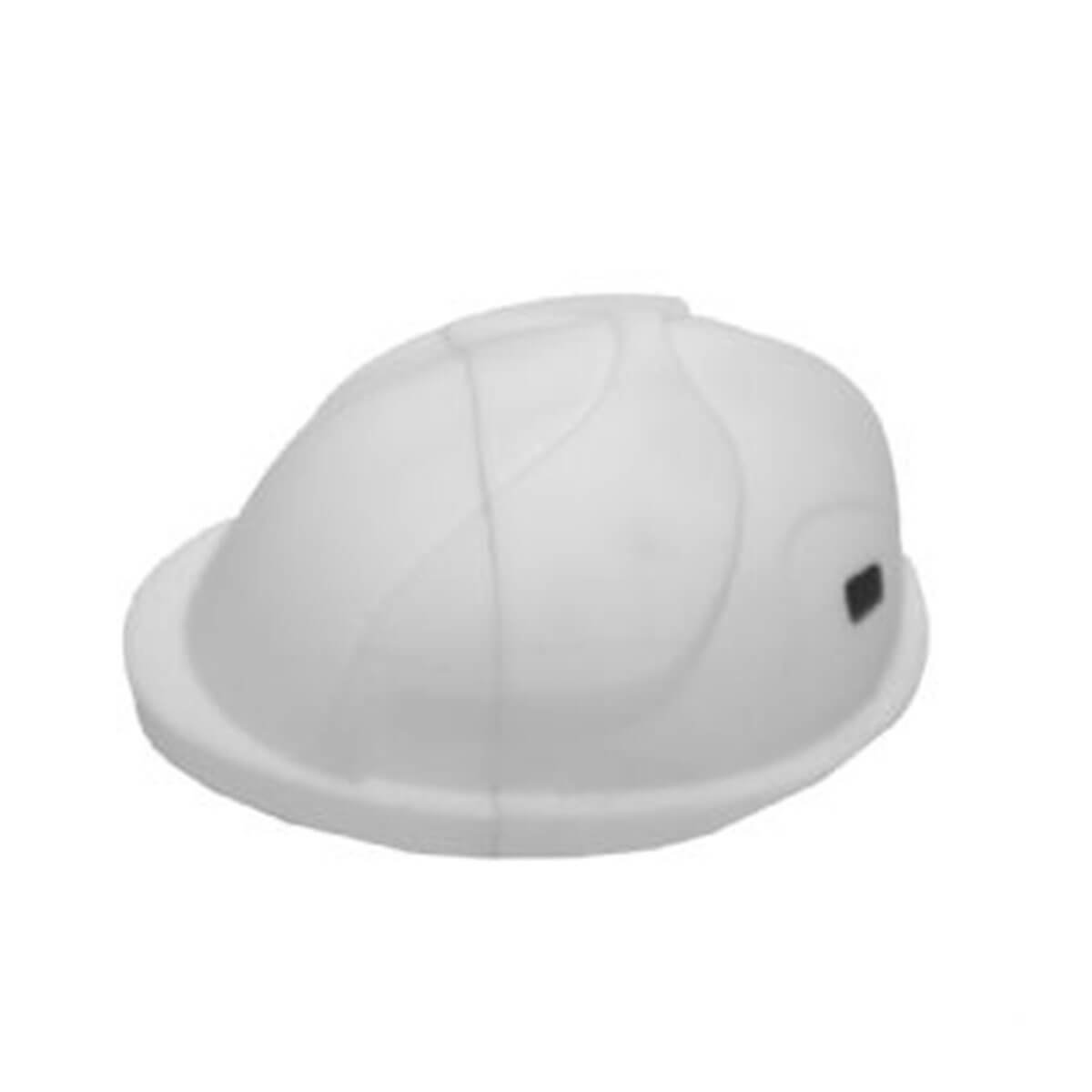 Hard Hat # 2 PVC Flash Drive-You can change up to 2 of the base PVC colours and print your logo in 1-2 colours in 1 position.