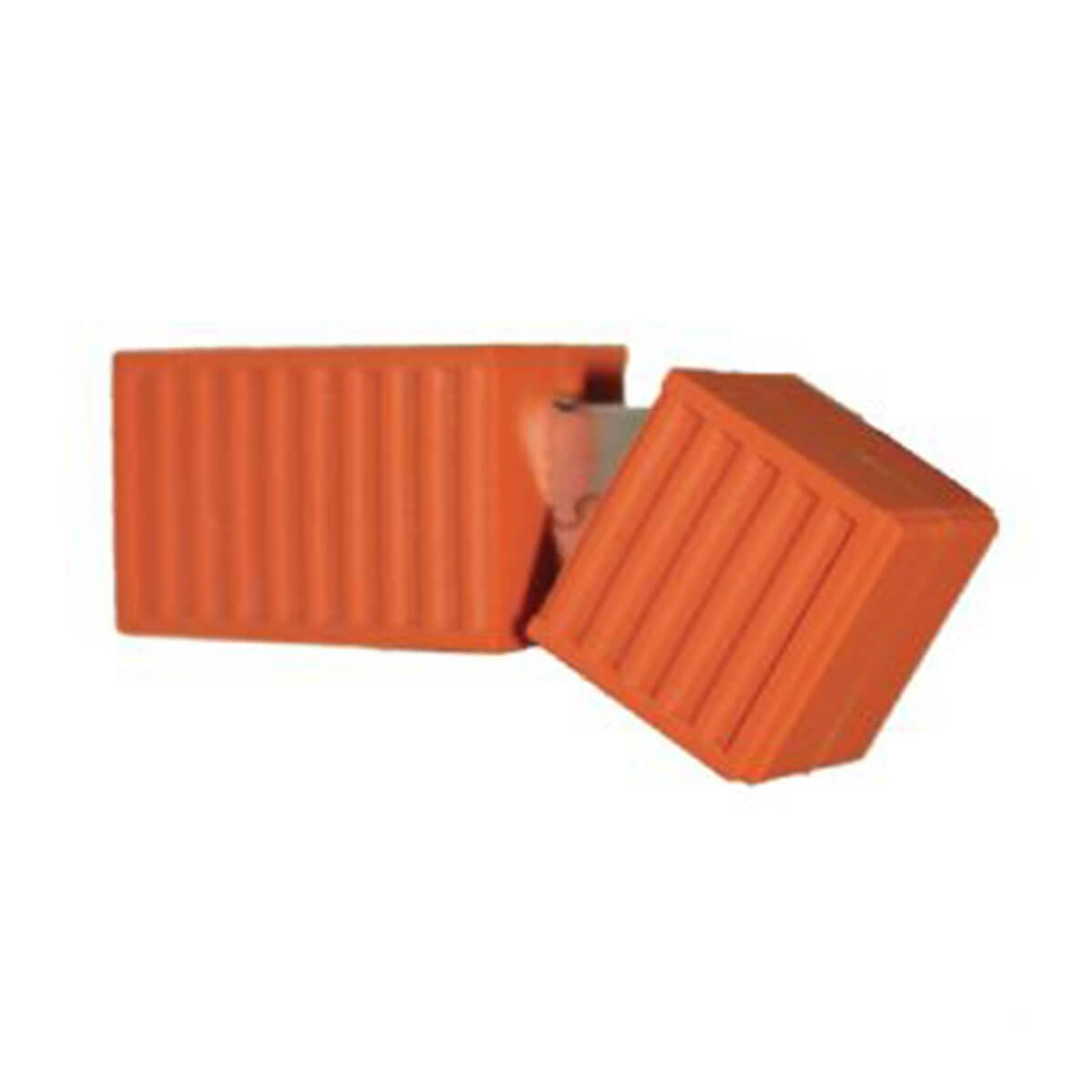 Container PVC Flash Drive-You can change up to 2 of the base PVC colours and print your logo in 1-2 colours in 1 position.