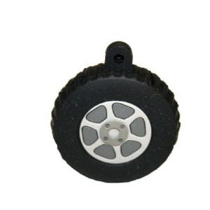 Tyre PVC Flash Drive