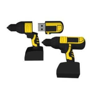 Drill USB Flash Drive