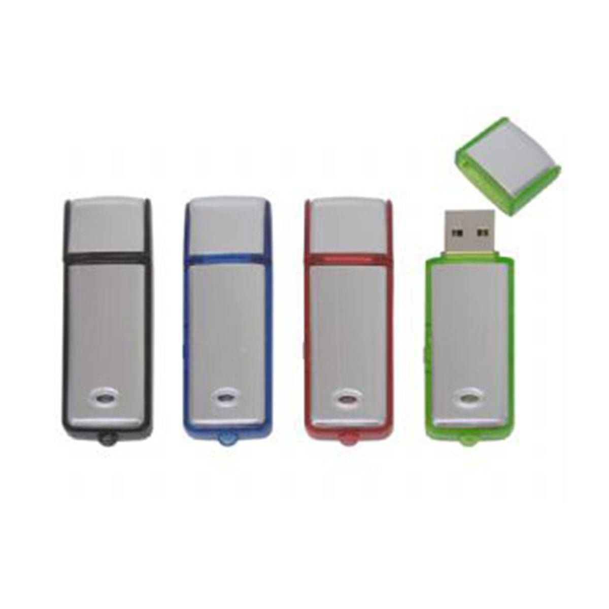 Classic USB Flash Drive-Available in 3 Colours.