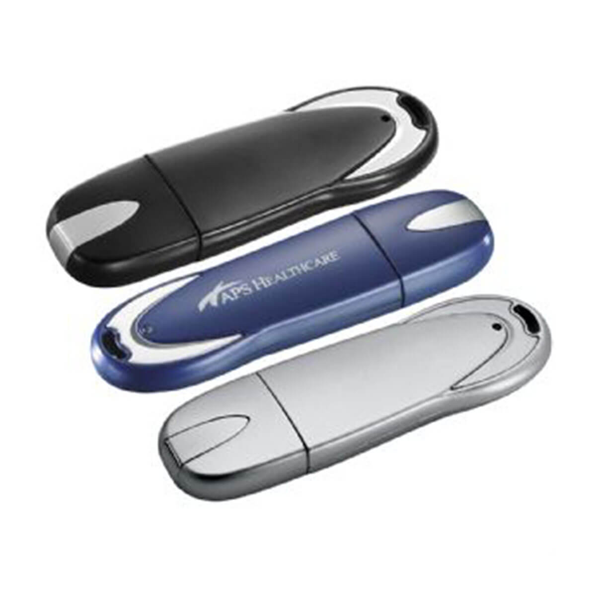 Velocity – USB Drive-Available in 4 Colours.