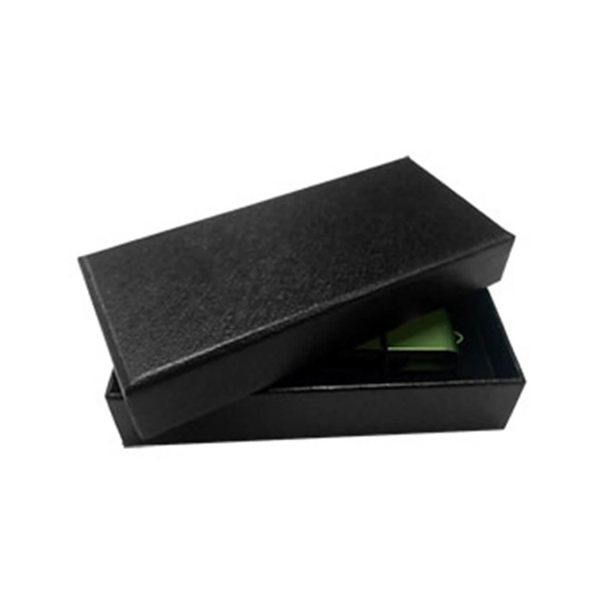USB Black Gift Box-Black