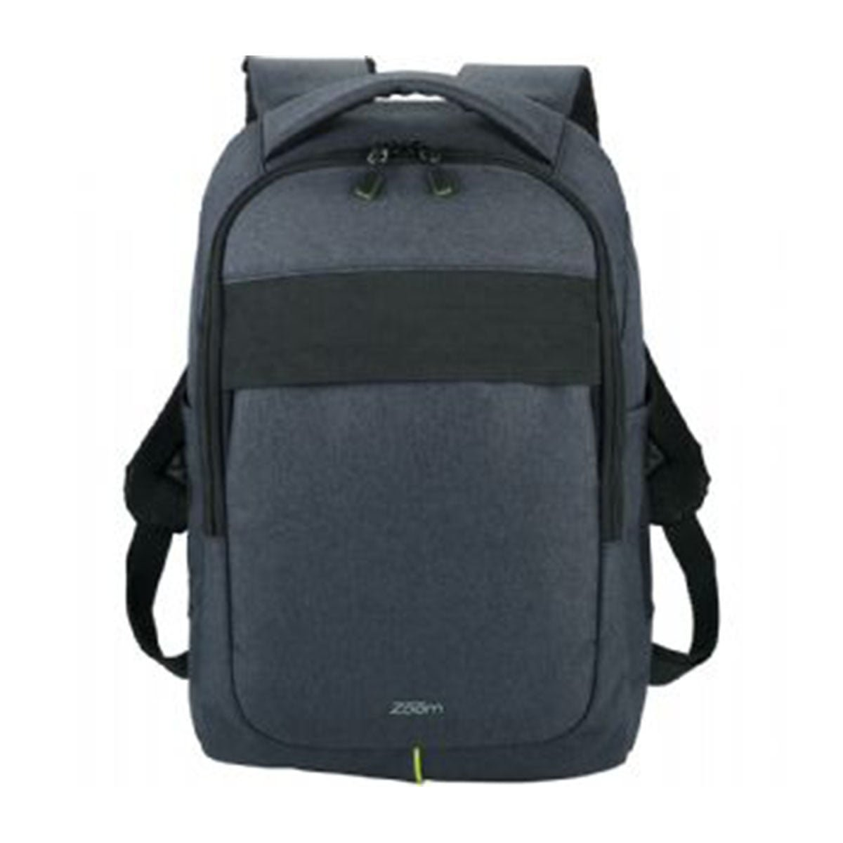 Zoom® Power Stretch Compu-Backpack-Black / Charcoal