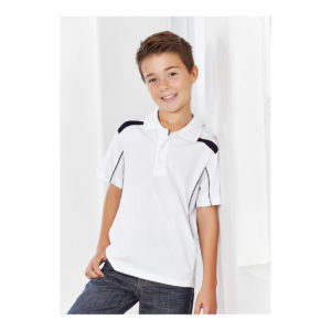 Kids United Short Sleeve Polo