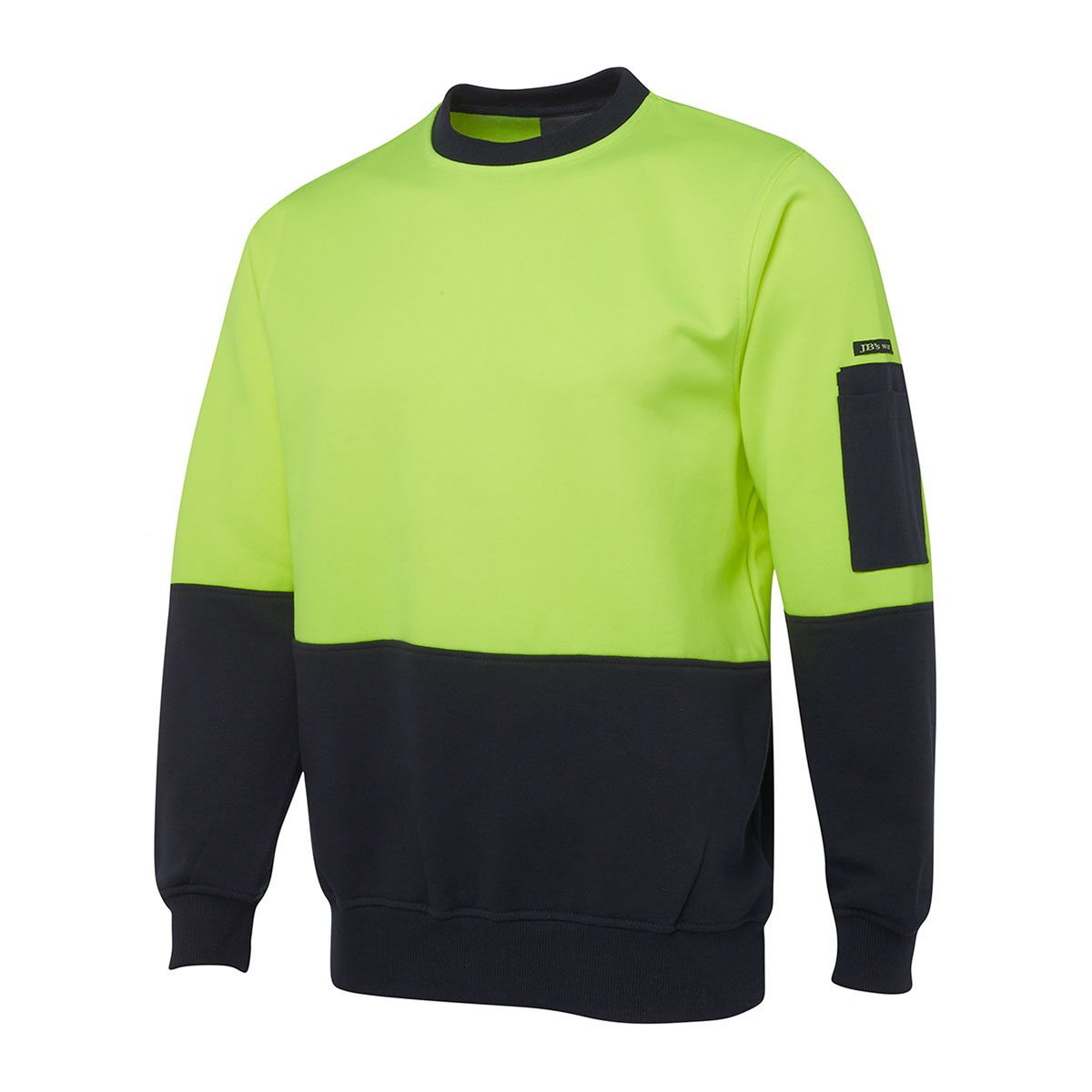 Branded Hi Vis Jumper