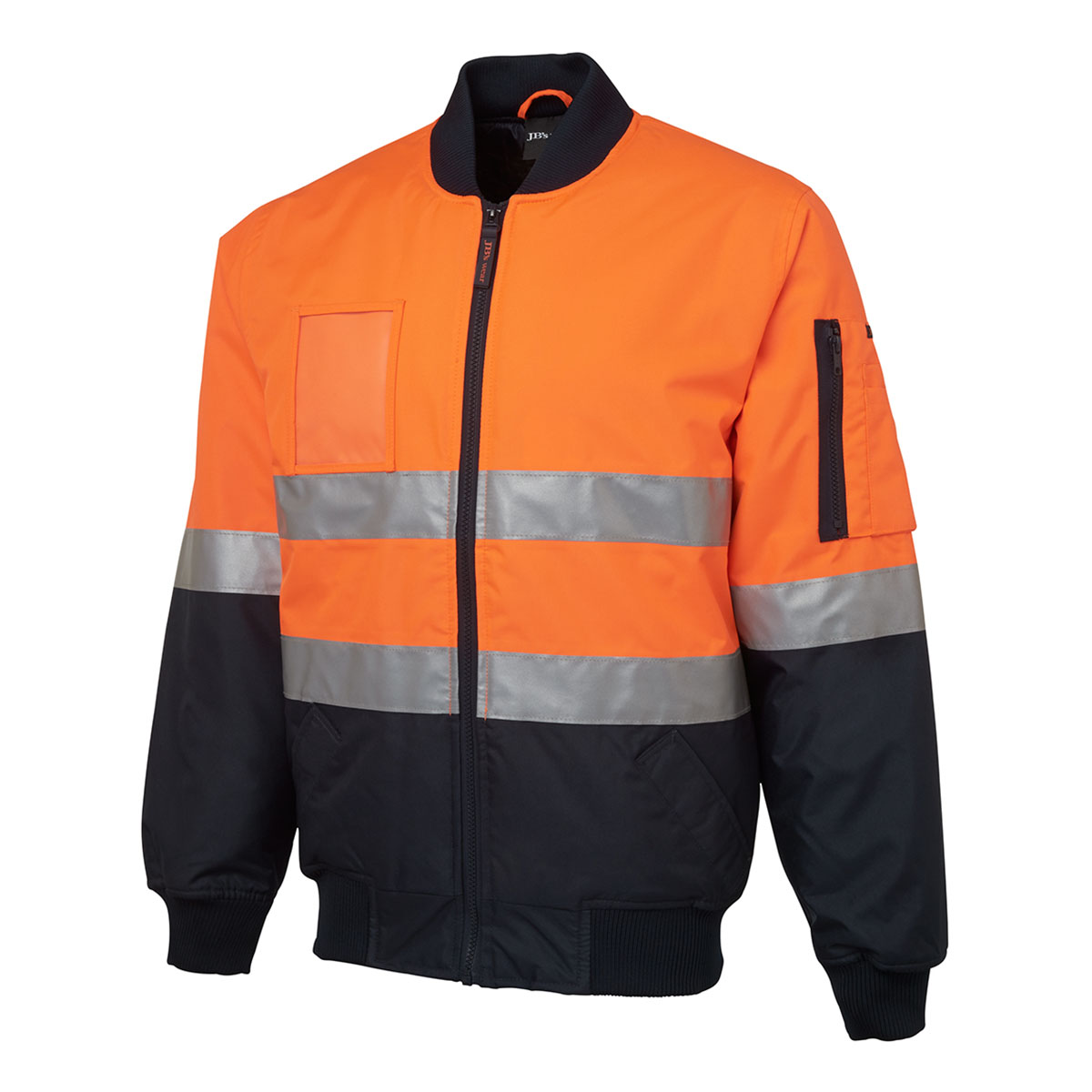 Branded Hi Vis Jacket