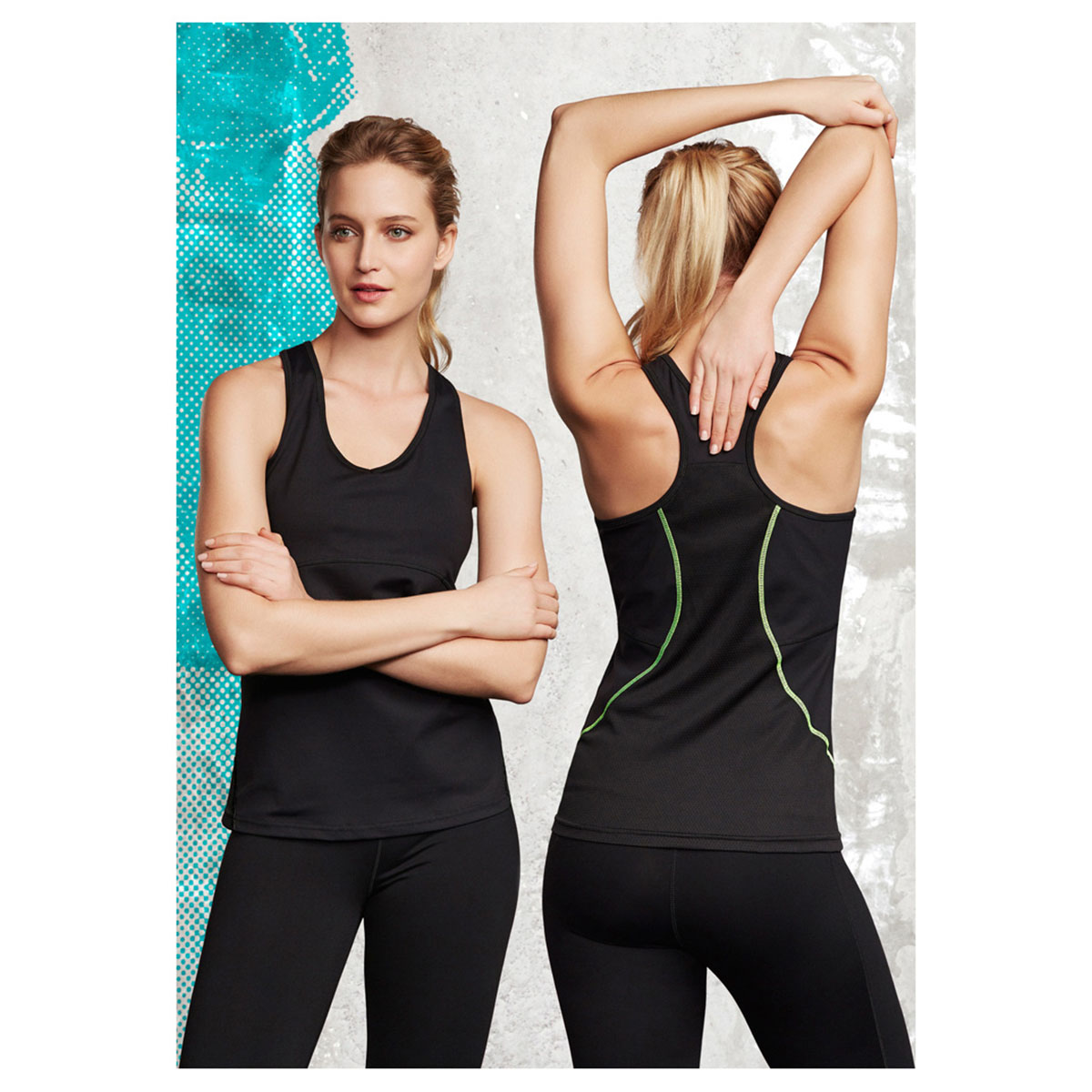 Branded Active Wear