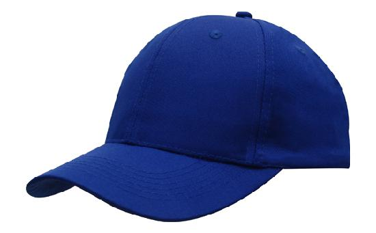 Poly Twill Cap-Royal
