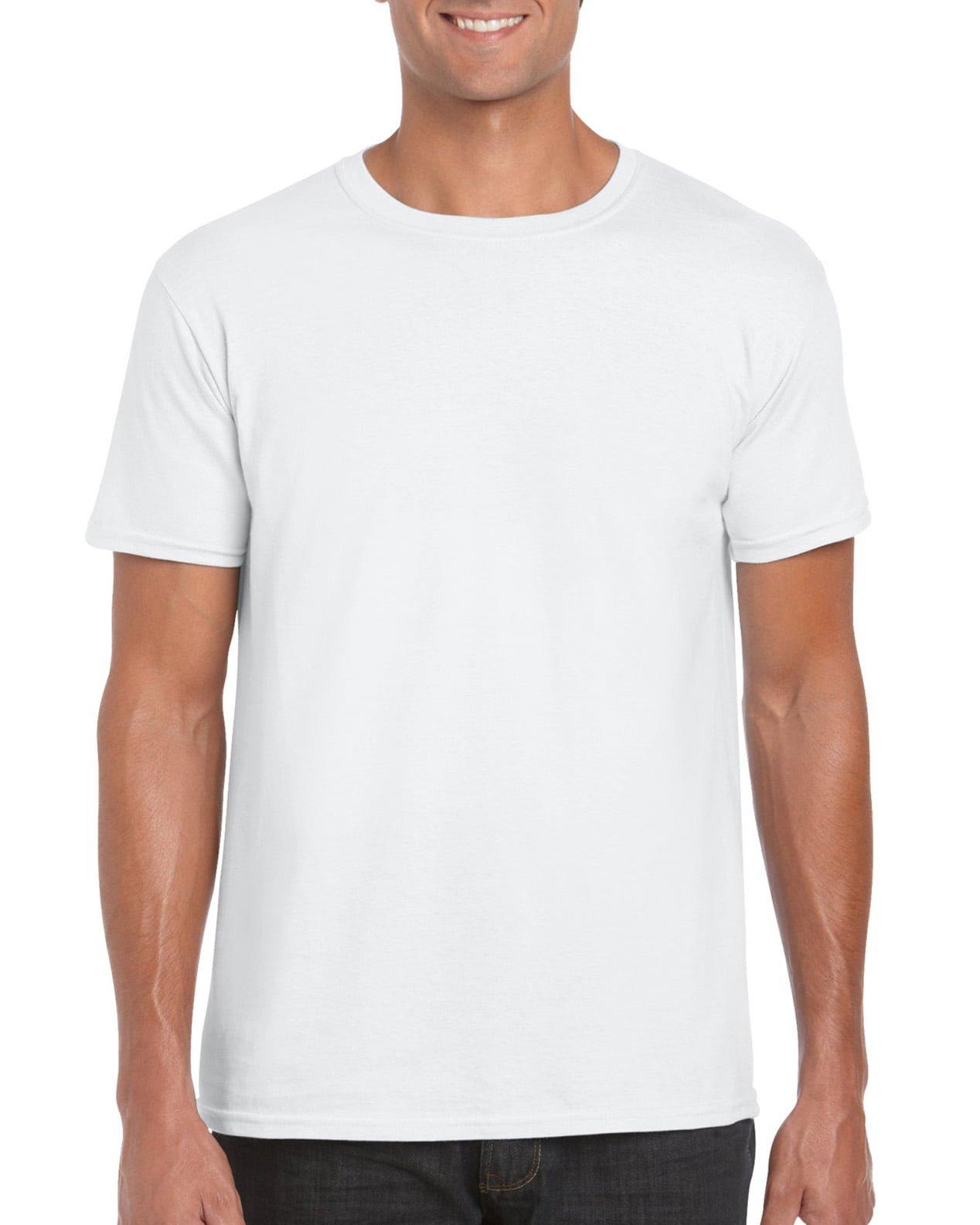 Softstyle Unisex Tee-White