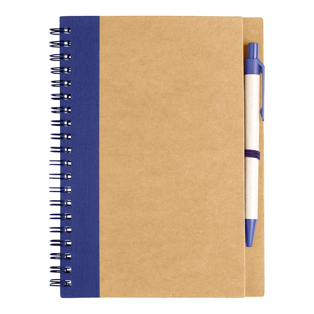 Priestly Notebook-Natural/Navy