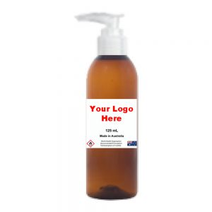 125ml Your Logo Here