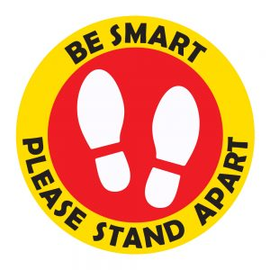 Please Stand Apart
